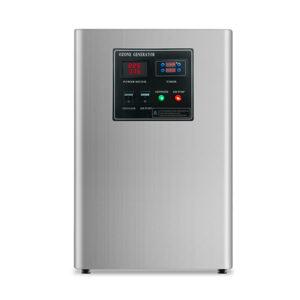 Generatore di Ozono DPA-20G Sanificatore per Grandi ambienti fino a 400 m3/ora | Aria e Acqua | Rilascio Ozono 20 G/ora, Timer programmabile 900 ore | Certificazione CE, RoHS