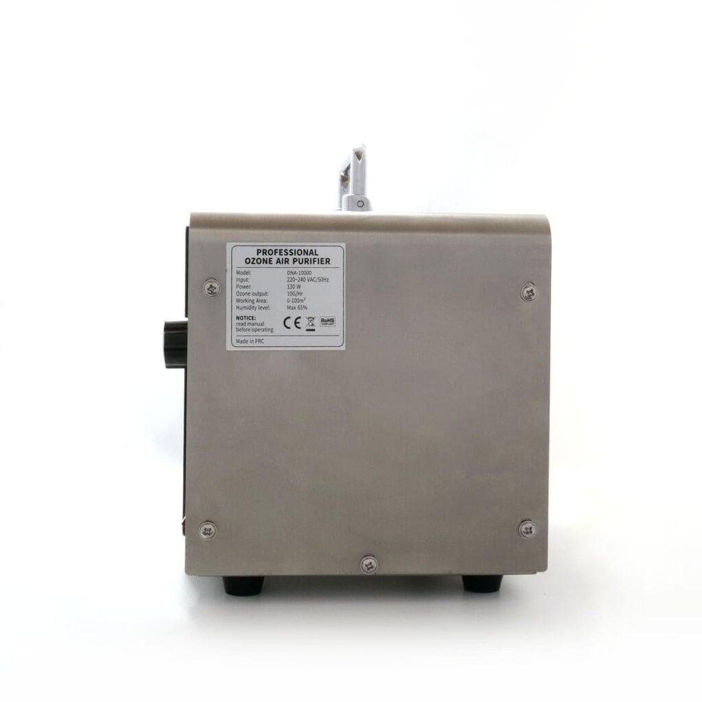 Désinfectant à l'ozone DAC-10