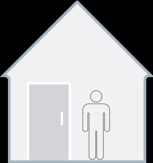 generatore di ozono icona casa2