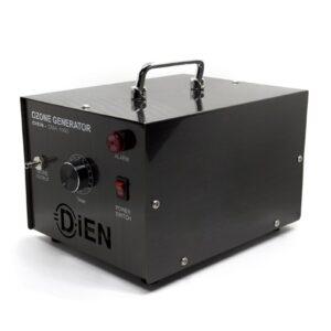 Generatore di Ozono DBA-1000, Sanificatore per Veicoli, Oggetti e Piccoli Ambienti | fino a 20 m3/ora, Timer 60 min| Portatile | Certificazione CE, RoHS